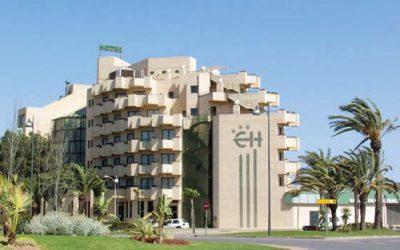 Suministro e instalación de bomba de calor en Ejido Hotel