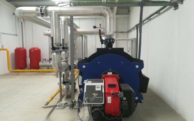 Calefacción para invernaderos de investigación y desarrollo Sakata Seeds