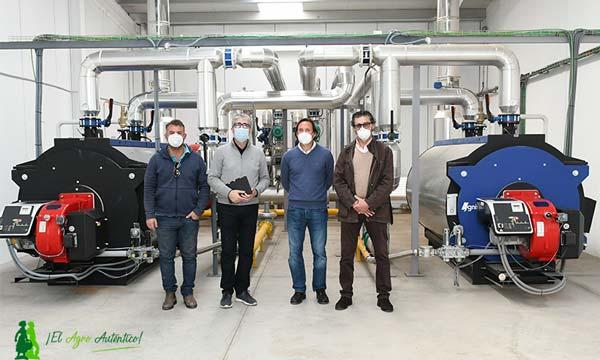 SDC culmina con éxito la finalización de las instalaciones para SAKATA