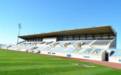 Estadio Municipal Antonio Peroles