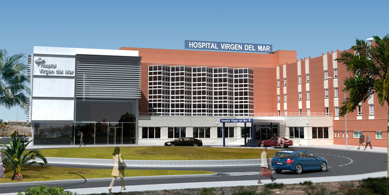 HOSPITAL VITHAS VIRGEN DEL MAR