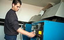 Una instalación bien mantenida es una instalación más eficiente.