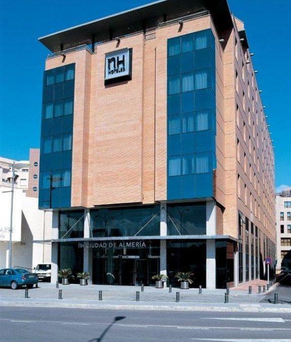 Instalación en NH Ciudad de Almería