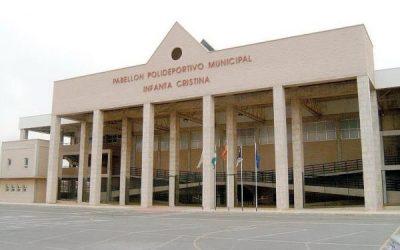 Pabellón Infanta Cristina de Roquetas de Mar